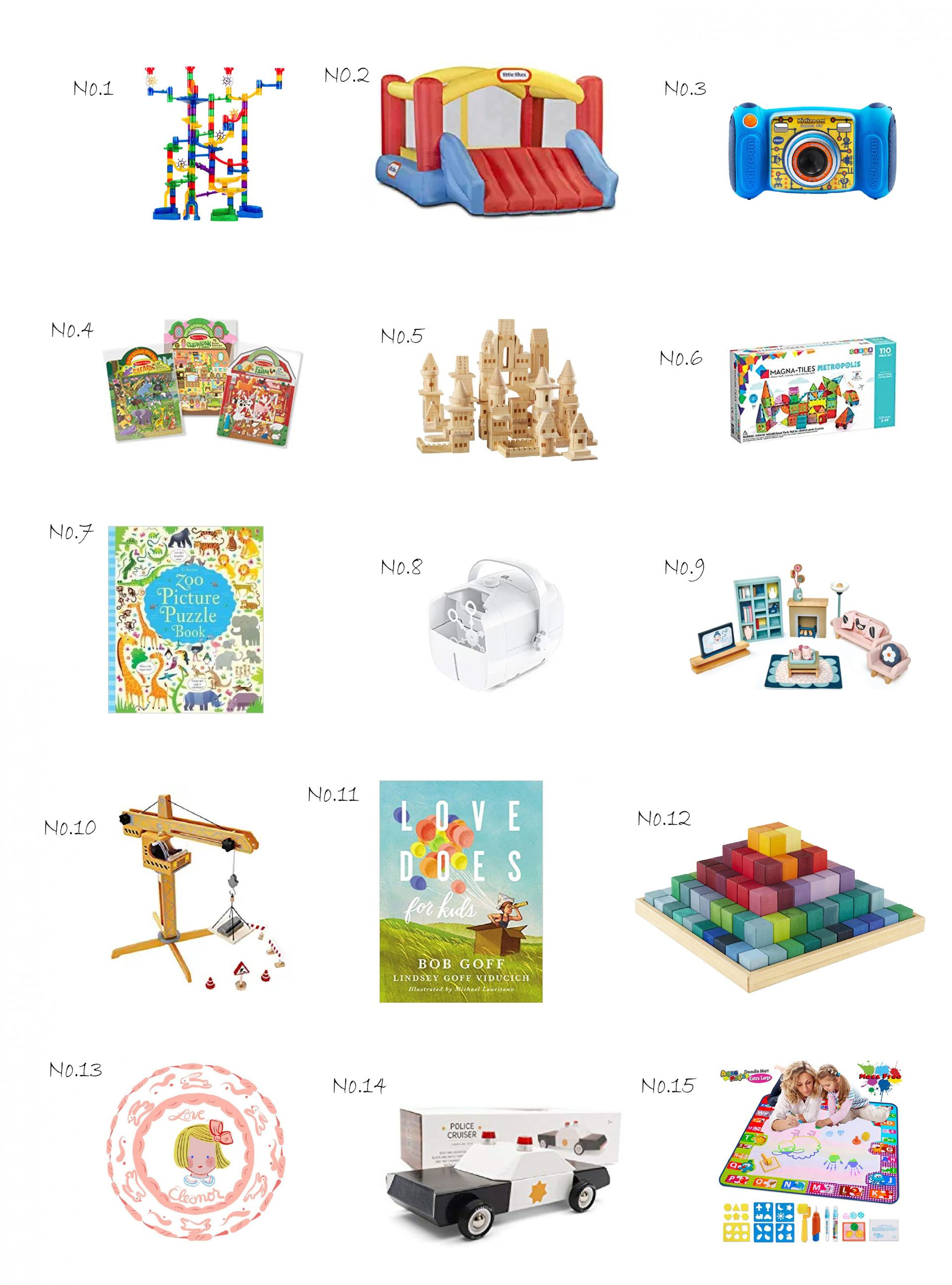 holiday gift guide toddlers