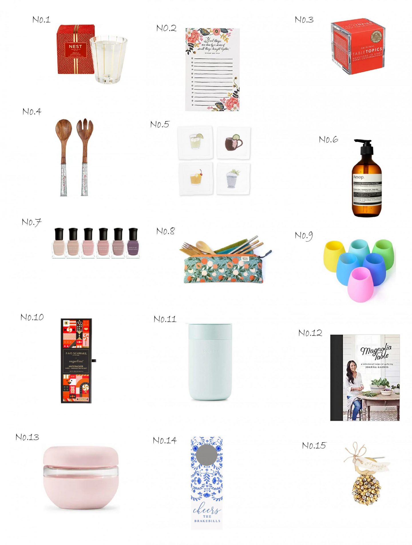 Holiday Gift Guide: For Coworkers & Neighbors (Under $50)