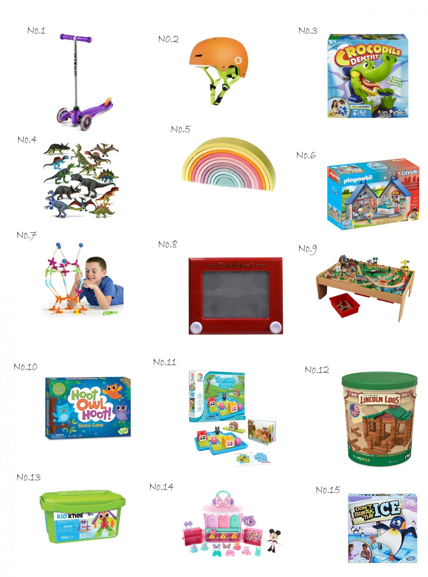 toys for 3-4 year olds