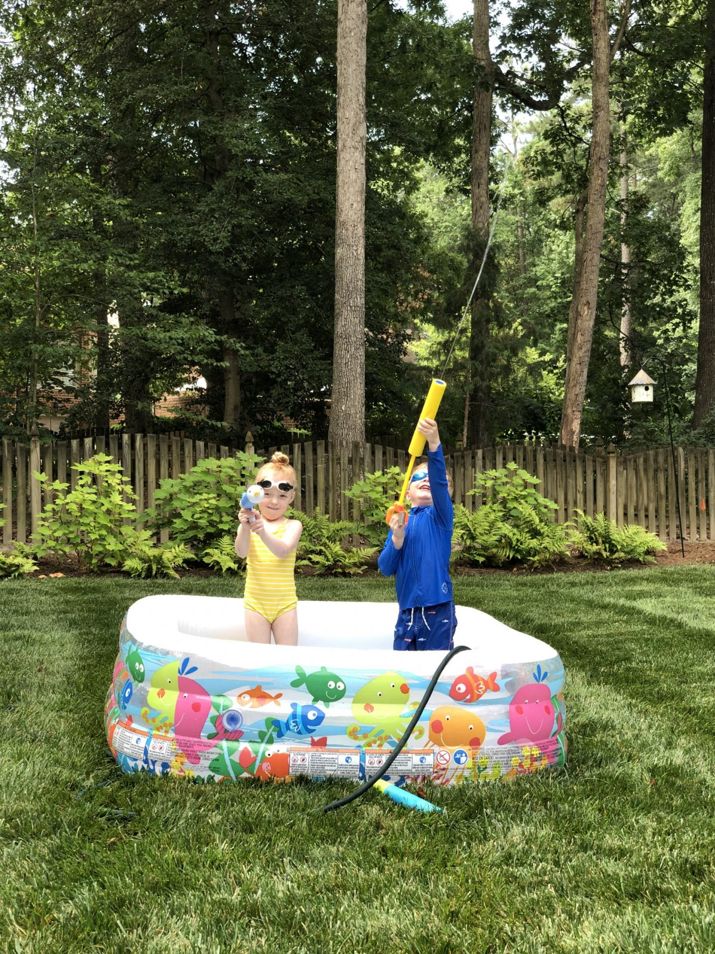 Favorite Outdoor Activities with 4 Year Olds